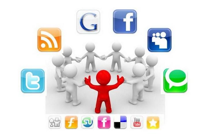 социальные сети в одном месте