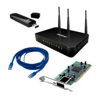 Сетевые компоненты для домашней сети