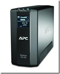 APC Back UPS RS 550