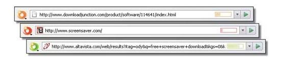 информирования пользователей об уровне безопасности сайта