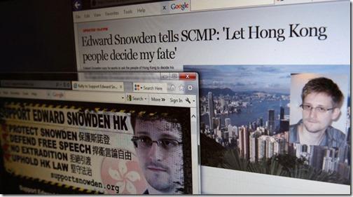 сноуден слежка в сети