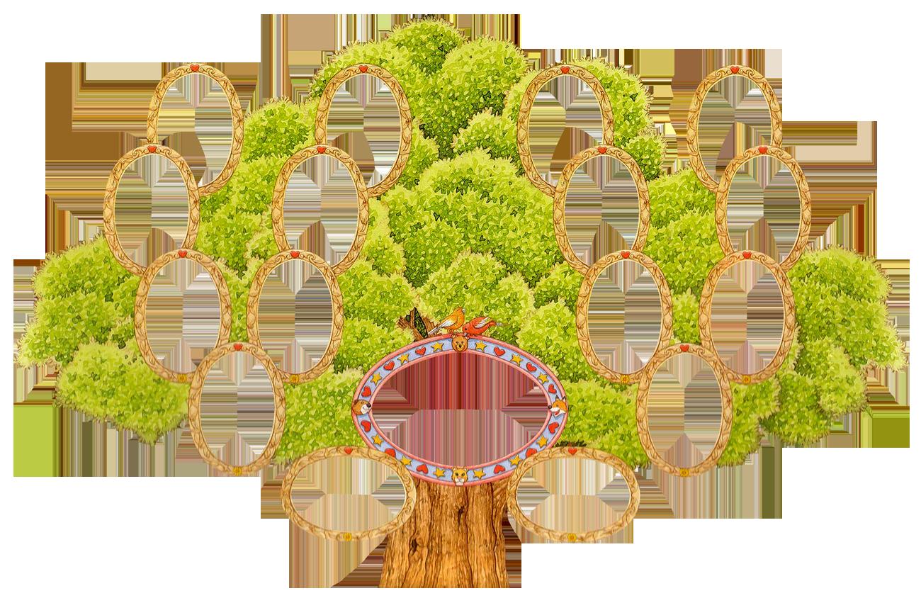 Как своими руками сделать родовое дерево