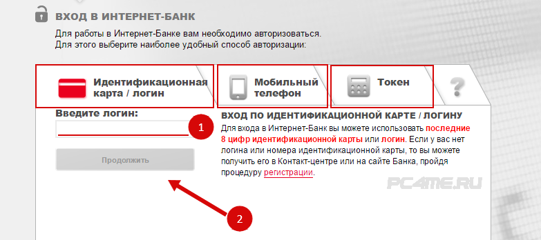 Почта банк кредит пермь
